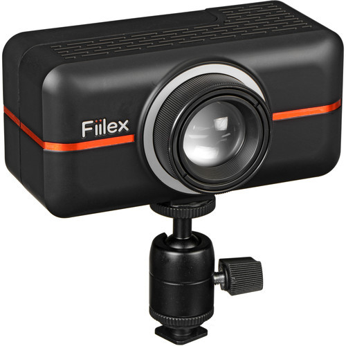 Fiilex P100 On-Camera LED Video Light (Generation 2)
