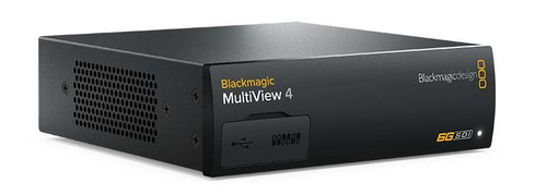 Blackmagic Design HDL-MULTIP6G/04 Blackmagic MultiView 4 (front)