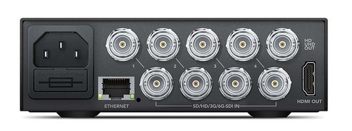 Blackmagic Design HDL-MULTIP6G/04 Blackmagic MultiView 4 (back)