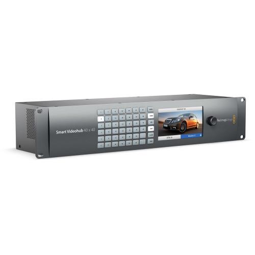 Blackmagic Design VHUBSMART6G4040 Smart Videohub 40x40
