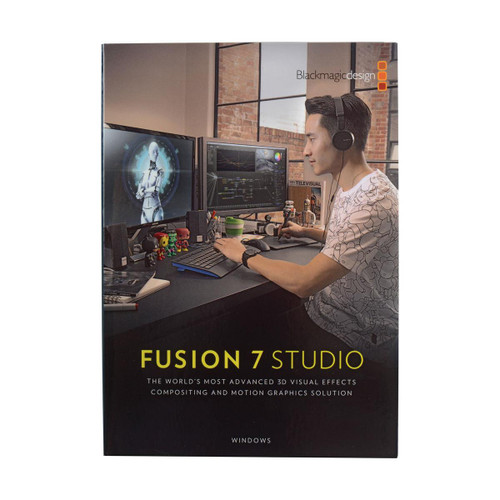 Blackmagic Design DV/STUFUS Fusion Studio