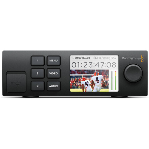 Blackmagic Design CONVNTRM/YA/SMTPN Teranex Mini - Smart Panel