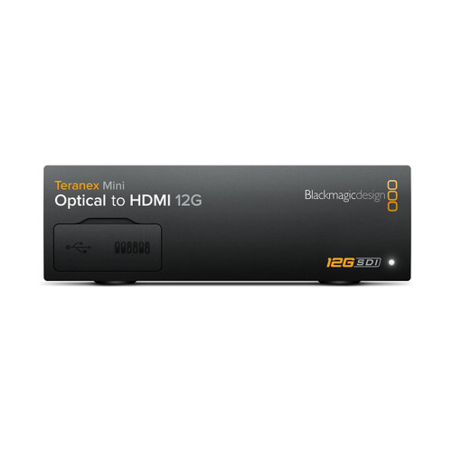 Blackmagic Design CONVNTRM/MA/OPTH Teranex Mini - Optical to HDMI 12G