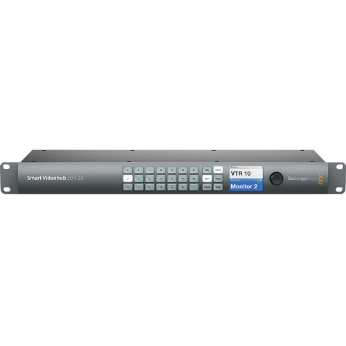 Blackmagic Design VHUBSMART6G2020 Smart Videohub 20x20