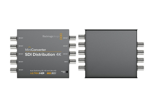 Blackmagic Design CONVMSDIDA4K Mini Converter - SDI Distribution 4K