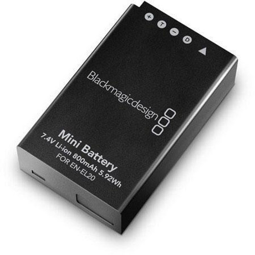 Blackmagic Design BMPCCASS/BATT Camera PCC - Battery