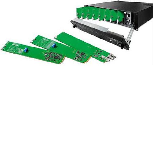 Blackmagic Design OG/BPL/8BNC2AUD OpenGear Rear - 8 Video & 2 Audio