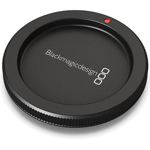 Blackmagic Design BMCASS/LENSCAPMFT Camera - Lens Cap MFT
