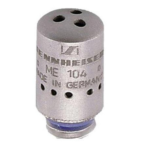 Sennheiser ME104-NI Cardioid nickel capsule head for KA100 cable with MZW104 windscreen