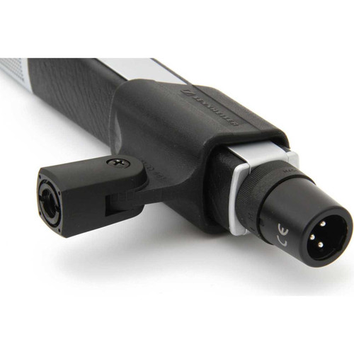 Sennheiser MD441-U Super-cardioid dynamic with low and high equalization switches. Includes MZQ441 clip.