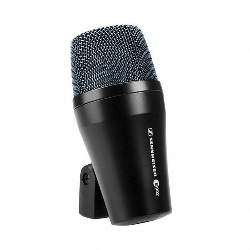 Sennheiser e902 Professional cardioid dynamic with stand receiver for bass drum. 15.9 oz., main