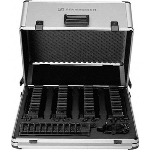 Sennheiser L29-50-2/NT Charger case for (50) HDI1029-PLL16 or HDI1029-PLL16-H.  Delivery includes NT2013-120 power supply.