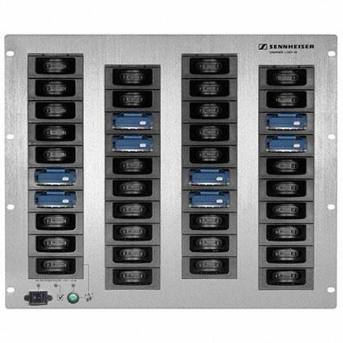 Sennheiser L2021-40 Rack-mountable charger for (40) HDE2020-D-II or EK2020-D-II receivers.