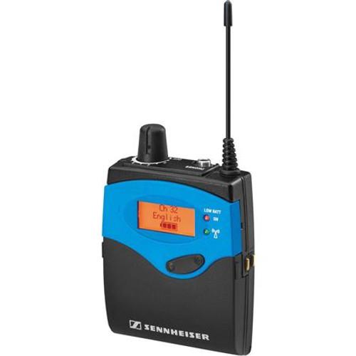 Sennheiser EK1039-BW 32 channel Tourguide bodypack receiver
