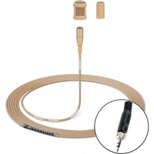 Sennheiser MKE1-EW-3 Ultra-miniature omni lavalier mic with 3.3 mm capsule (beige)