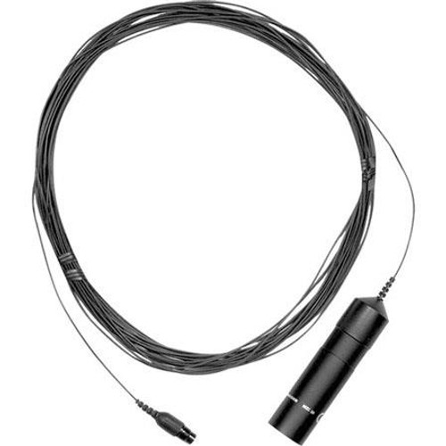 Sennheiser MZC30 IS Series 1.1 mm Kevlar-reinforced cable spool (9m/29.5 ft) with integrated pre-amp for hanging applications (3.0 oz)