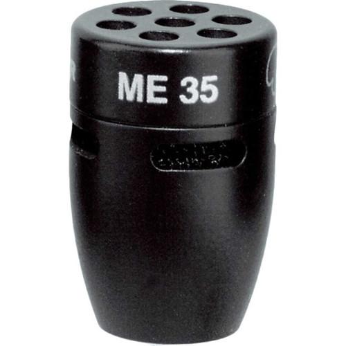 Sennheiser ME35 IS Series supercardioid condenser capsule head, includes windscreen (1.0 oz)