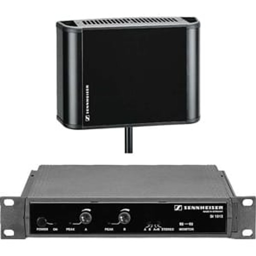 Sennheiser SI1015-12500SINGLE 2.3 MHz infrared system package to cover 12,500 sq ft in single channel mode