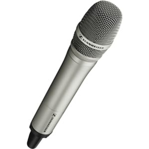 Sennheiser SKM2000XPNI-Aw Nickel handheld transmitter (requires capsule, sold separately) Frequency range Aw (516 / 558 MHz)