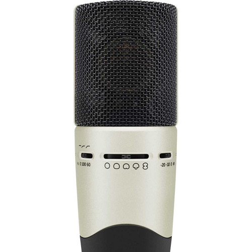 Sennheiser MK8 Multi-pattern, large-diaphragm condenser microphone