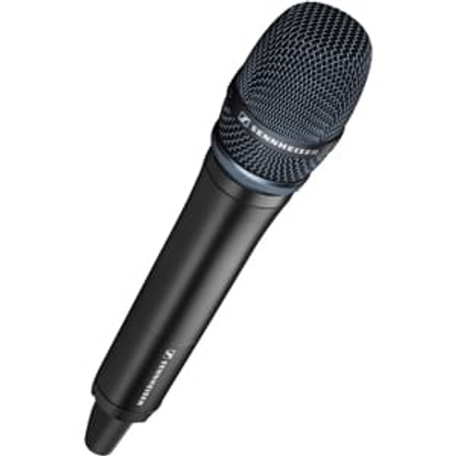Sennheiser SKM2000XPBK-Aw Black handheld transmitter (requires capsule, sold separately) Frequency range Aw (516 / 558 MHz)