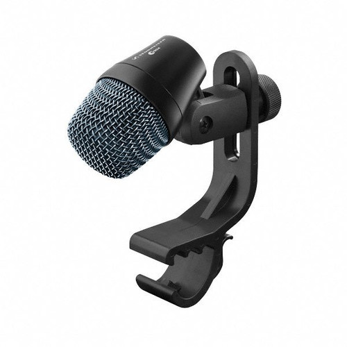 Sennheiser e904 Professional cardioid dynamic with stand receiver and MZH604 clip for drum rims and suspension mounts. 4.4 oz., main