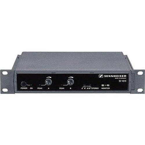 Sennheiser SI1015-4000DUAL 2.3/2.8 MHz infrared system package to cover 4,000 sq ft in dual channel mode