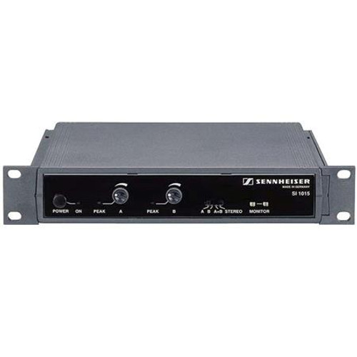 Sennheiser SI1015-4000SINGLE 2.3 MHz infrared system package to cover 4,000 sq ft in single channel mode