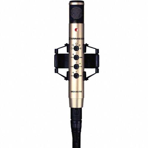 Sennheiser MKH800-P48 Multi-pattern condenser mic