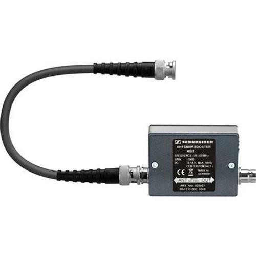Sennheiser AB3-A Antenna booster module with +10 dB gain and 42 MHz bandwidth. (516-558 MHz), main