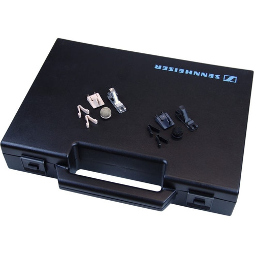 Sennheiser MKE2-PKIT Complete MKE2 omni lavalier kit
