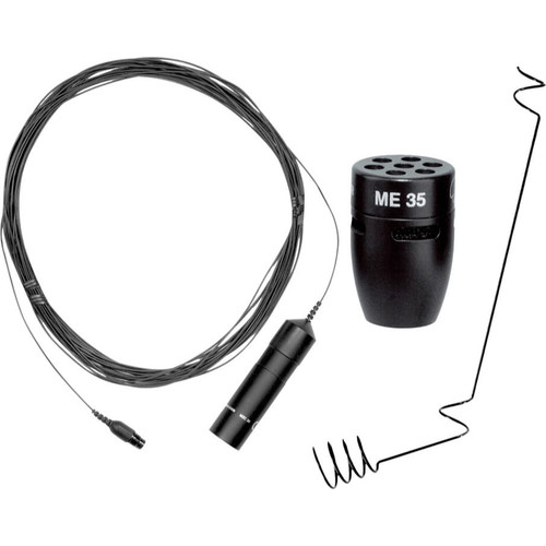 Sennheiser I30H-S ME35 supercardioid capsule, MZC30 cable and MZH30 ceiling hanger