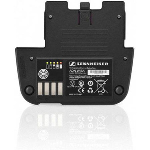Sennheiser ADN-WBA Rechargeable battery pack, main