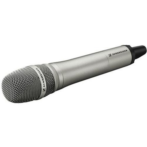 Sennheiser SKM2000XPNI-Bw Nickel handheld transmitter (requires capsule, sold separately)  Frequency range Bw (626 / 698 MHz)