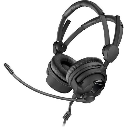 Sennheiser HME26-II-600-8 Professional boomset, 600 ohm