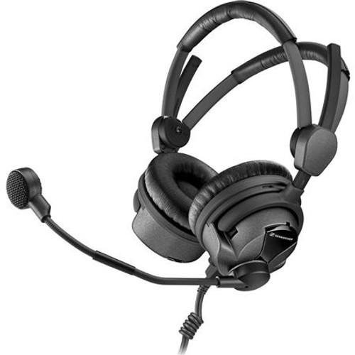 Sennheiser HMDC26-II-600-B7 Professional noise-canceling boomset, 1200 ohm