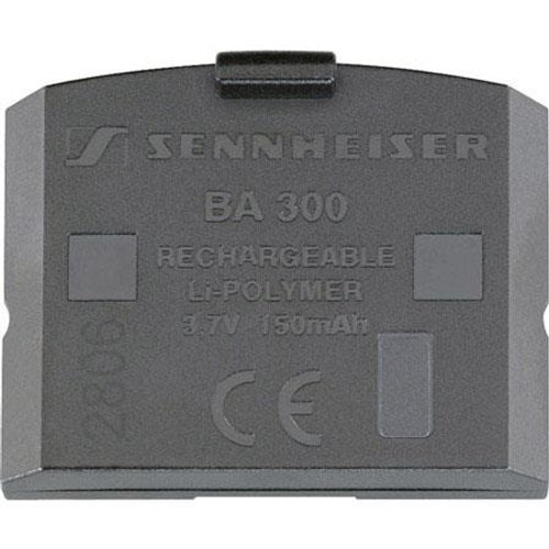 Sennheiser BA300 Rechargeable battery for Set830(S), Set840(S), Set900,  IS410, HDI830, EKI830, RI410, RI830/830S, RI840/840-S, RI900, main