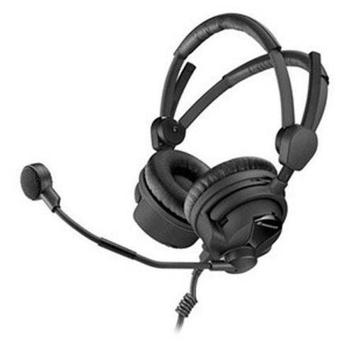 Sennheiser HMD26-II-100-8 Professional boomset, 100 ohm,
