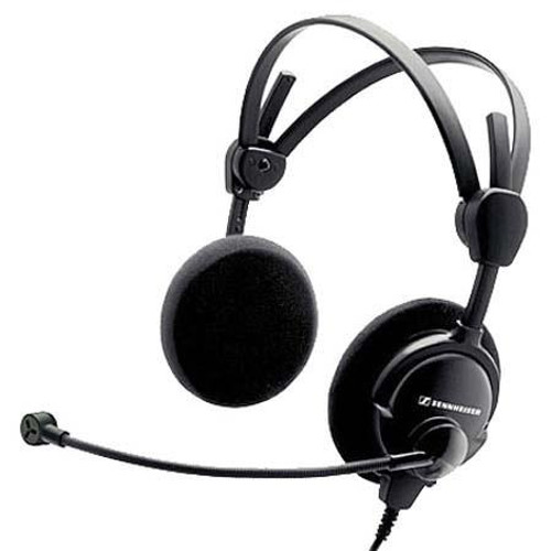 Sennheiser HMD46-3-6 Lightweight open boomset