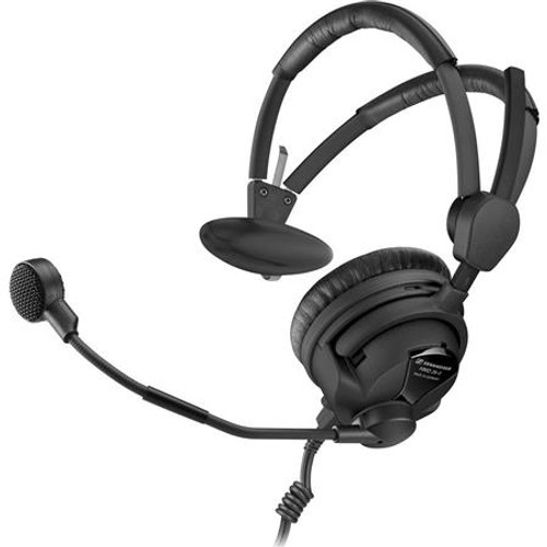 Sennheiser HMD26-II-600S-8 Professional, single-sided boomset, 600 ohm impedeance