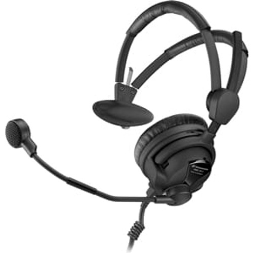 Sennheiser HMD26-II-600S-X3K1 Professional, single-sided boomset, 600 ohm