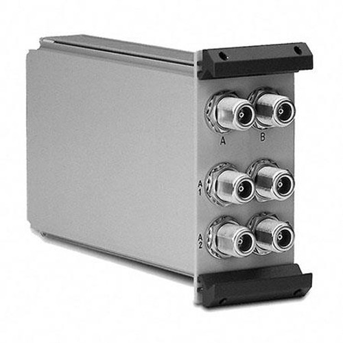 Sennheiser ASP212 One dual two-way BNC passive splitter box with DC pass through, used for sharing two antennas with up to 16 receivers (requires using two 8-channel splitter kits), main