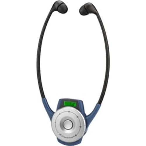 Sennheiser HDE2020-D-IIUS Tourguide 2020 stethophone receiver, ISM band