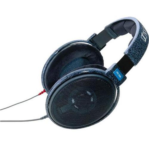 Sennheiser HD600 Award winning, audiophile-grade hi-fi professional stereo headphones