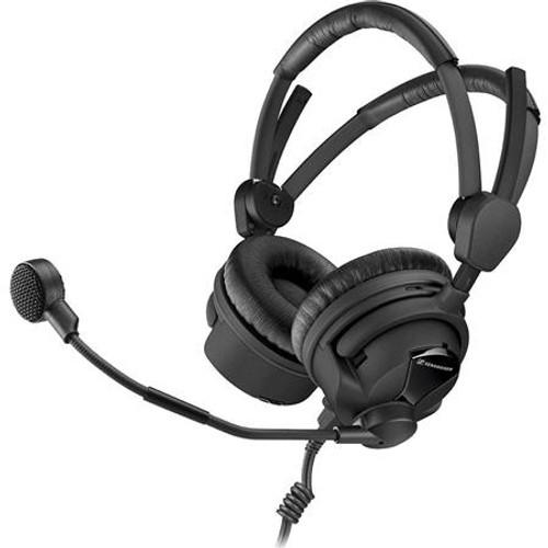 Sennheiser HMD26-II-600-8 Professional boomset, 600 ohm,