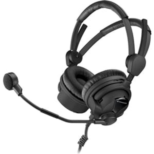 Sennheiser HMD26-II-600-X3K1 Professional boomset, 600 ohm