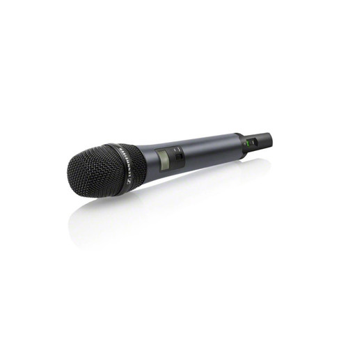 Sennheiser SKM-S D1 EW D1 handheld transmitter with switch (capsule sold separately). 2.4 GHz, 10 mW / 100 mW (country-specific)