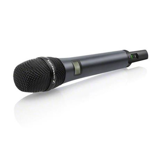 Sennheiser SKM D1 EW D1 handheld transmitter, no switch (capsule sold separately). 2.4 GHz, 10 mW / 100 mW (country-specific)
