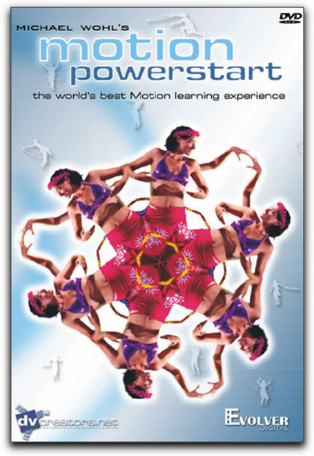 Michael Wohl's Motion PowerStart DVD-ROM