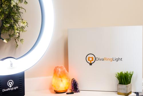 Diva Ring Light Box